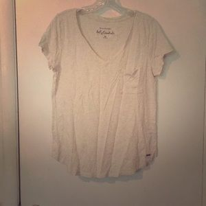 Abercrombie and Fitch v-neck